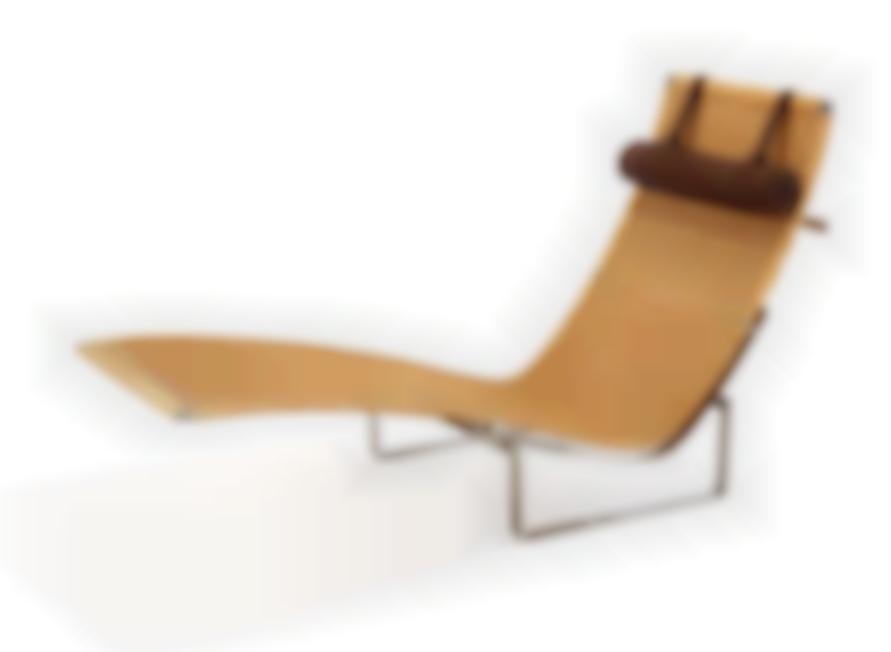 Poul Kjaerholm - Chaise Lounge; Model no. PK24-1965