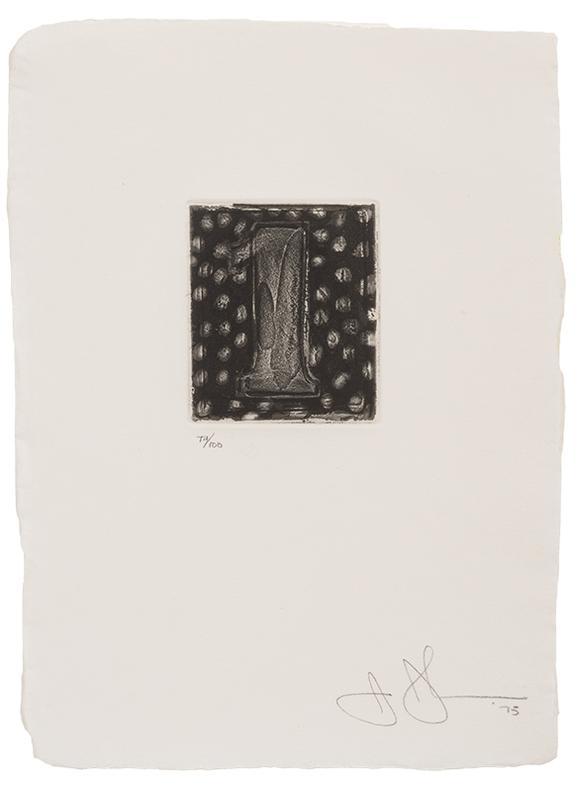 Jasper Johns-1-1975