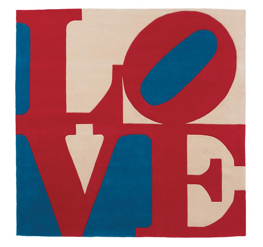 Robert Indiana-Chosen Love-1955