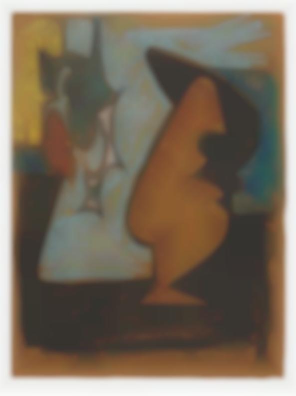 Hans Burkhardt-Untitled-1959