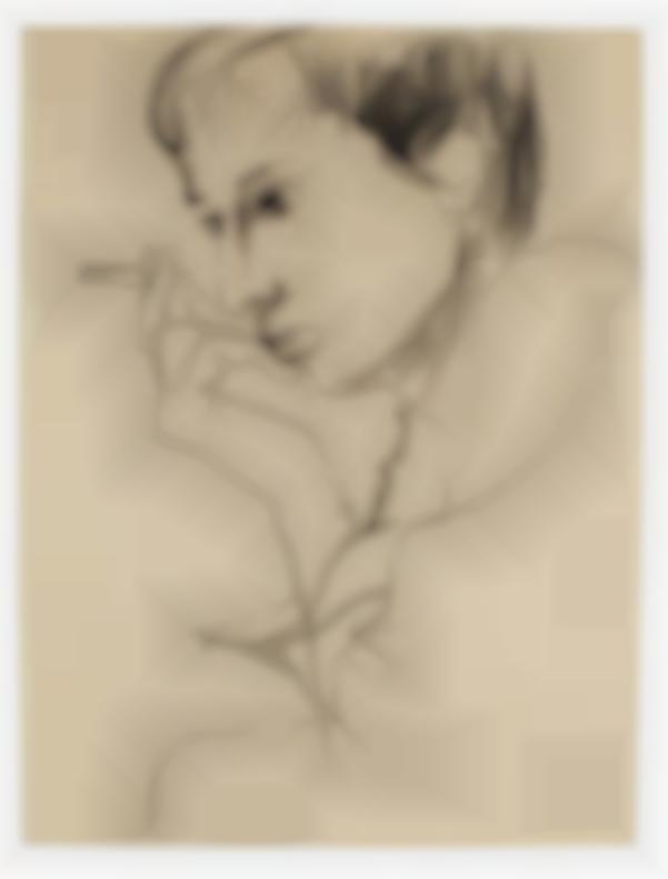 Richard Diebenkorn-Untitled-1958