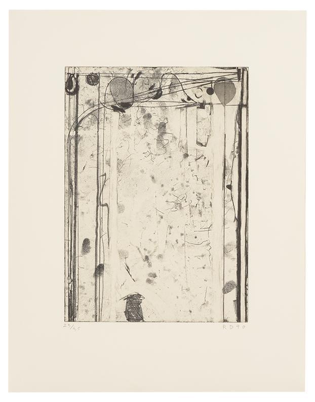 Richard Diebenkorn-Domino II-1990
