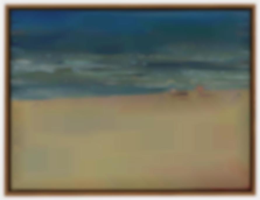 Larry Cohen-Santa Monica Beach-2004