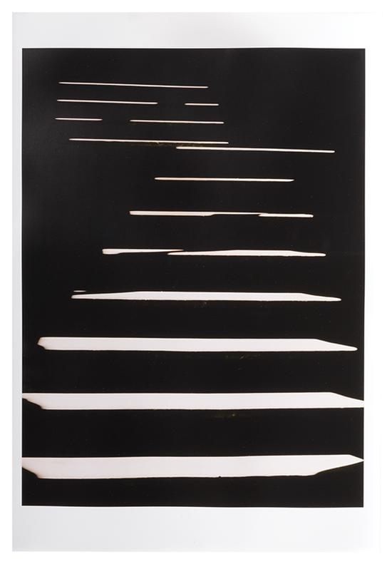 Eduardo Enfeldt - Escala Em Branco (Stairs In White)-1957