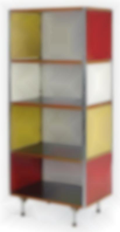 Charles & Ray Eames - Storage Unit; Model no. ESU 400; Herman Miller-1952