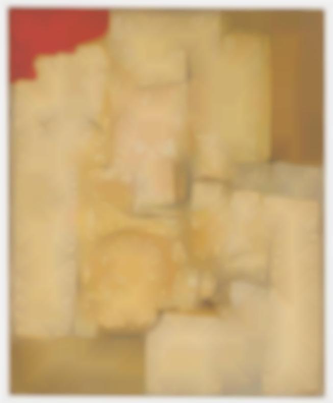 Paolo Buggiani - Muro Scritto-1958