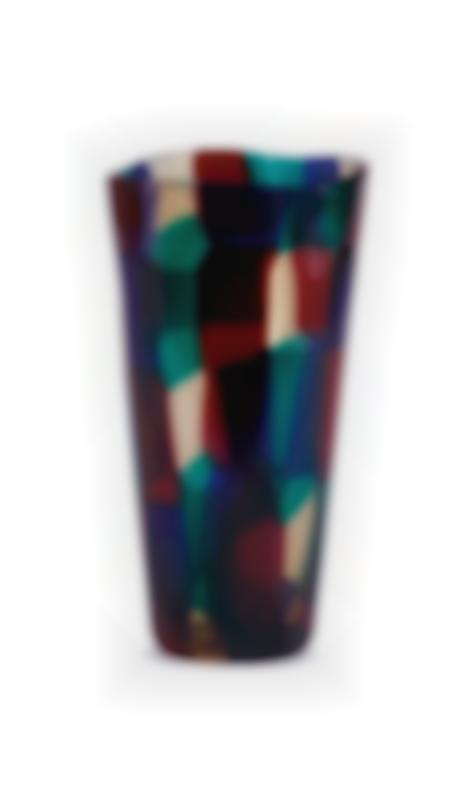 Fulvio Bianconi - Pezzato Vase-1950