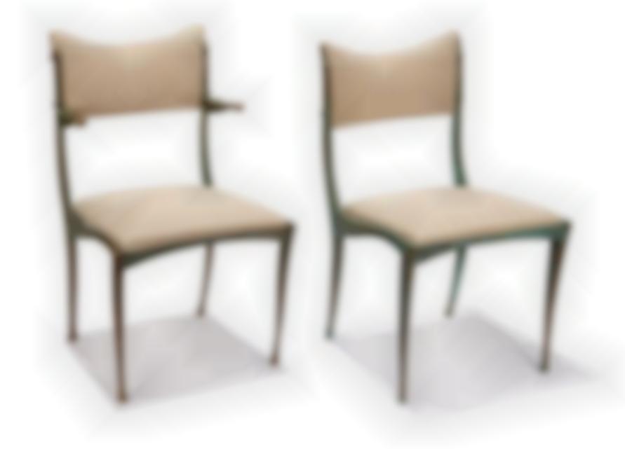 Dan Johnson - Dining Chairs (6)-1958