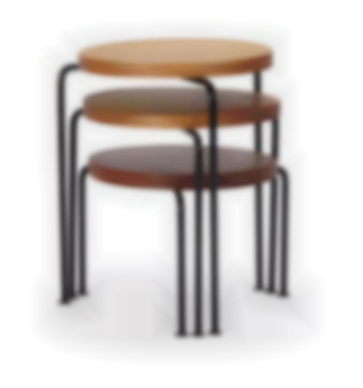 Luther Conover - Stacking Tables (3)-1950
