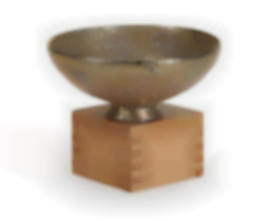 Beatrice Wood-Footed Bowl-1973