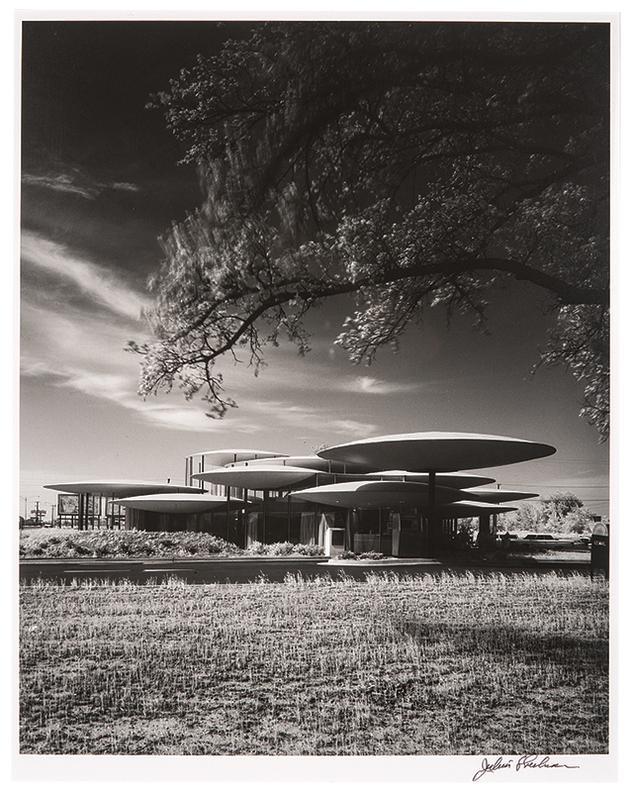 Julius Shulman-State Capitol Bank, Oklahoma City-1963