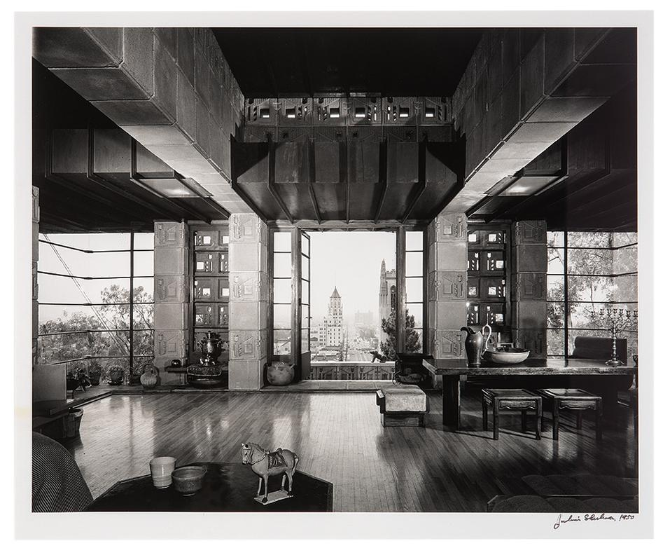 Julius Shulman-Freeman House, Los Angeles-1953