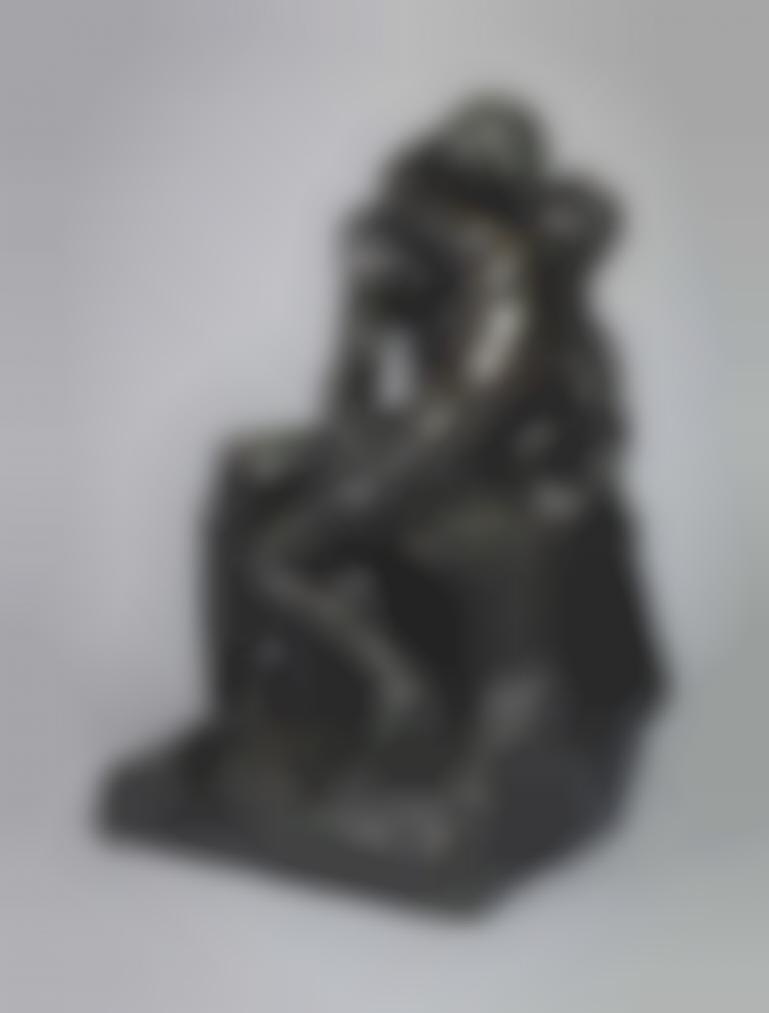 Auguste Rodin-Baiser, 2Eme Reduction-1918