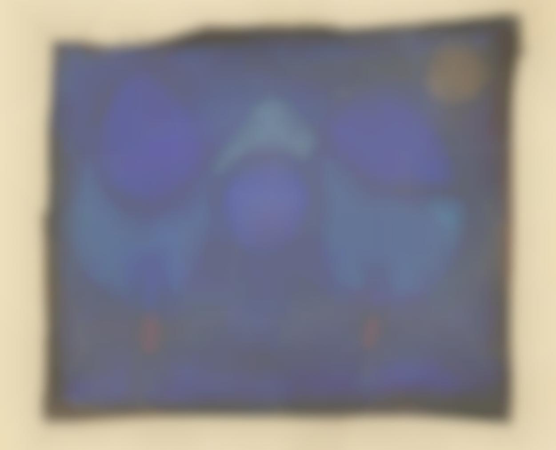 Paul Klee-Baume Am Wasser-1933