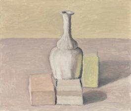 Giorgio Morandi-Natura Morta-1957