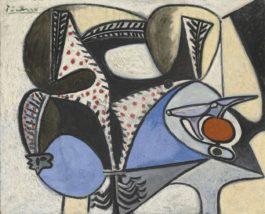 Pablo Picasso-Le Coq Saigne-1948