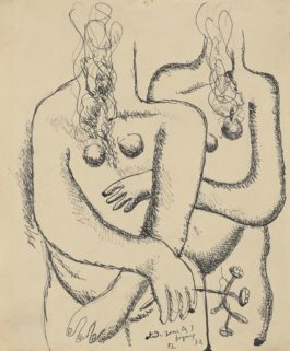 Fernand Leger-Deux Femmes-1932