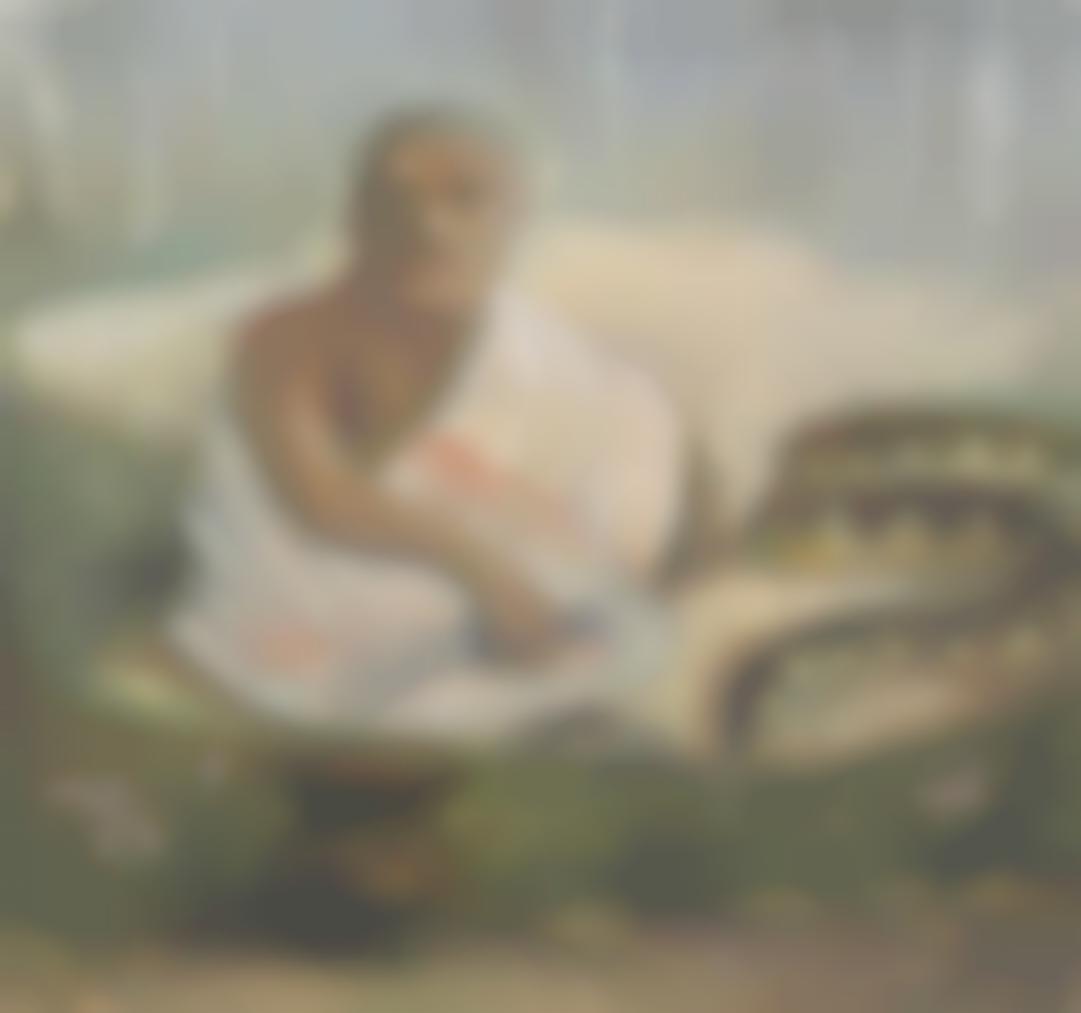 Alfred Kubin-Der Orientale-1907