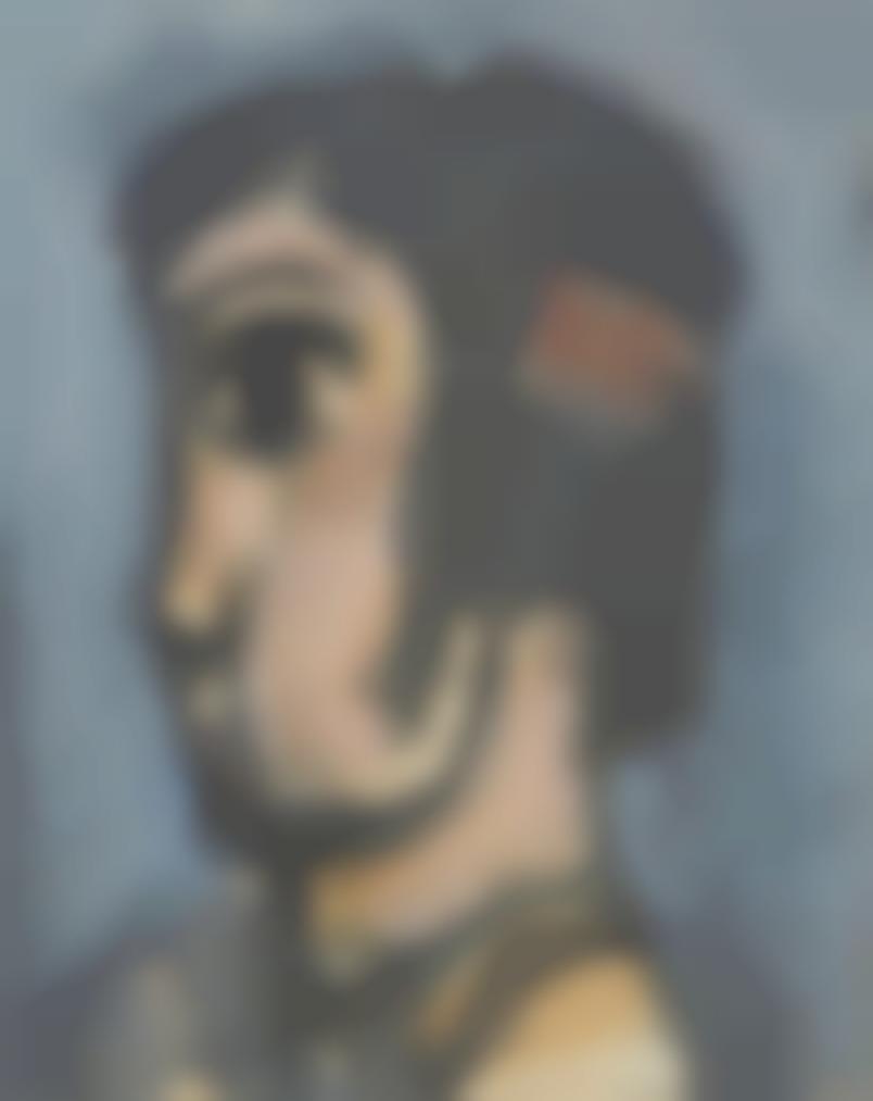 Georges Rouault-Eve Dechue III-1929