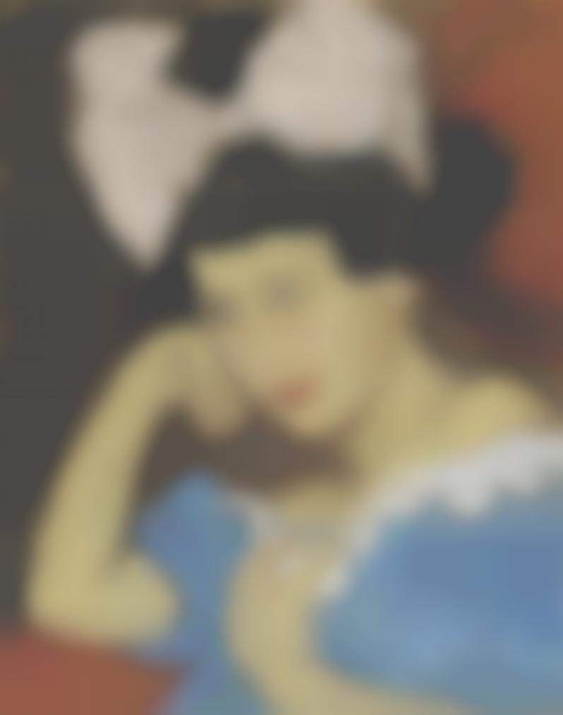 Jozsef Rippl-Ronai-Portrait Of Edit De Lukacs Lessner-1919
