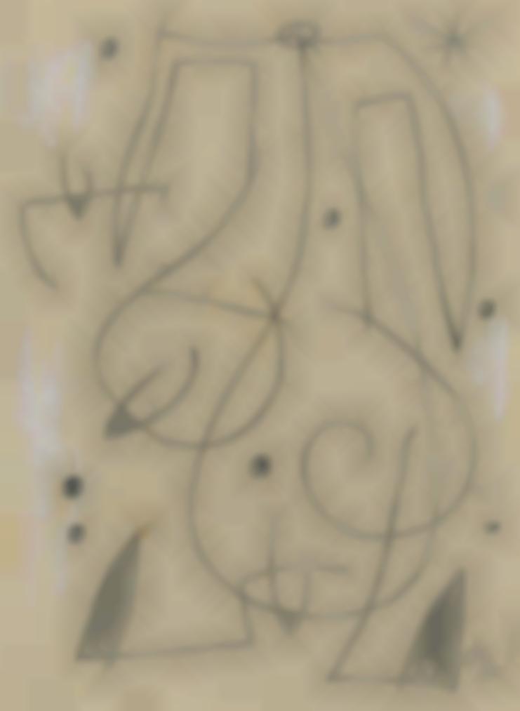 Joan Miro-Femme, Oiseau, Etoile, Constellation-1977