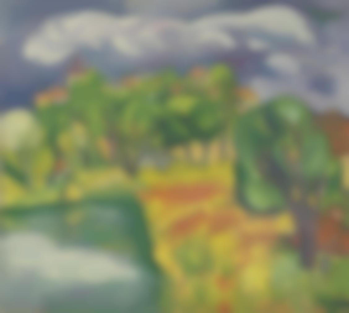Celso Lagar-Vue Sur Le Village-