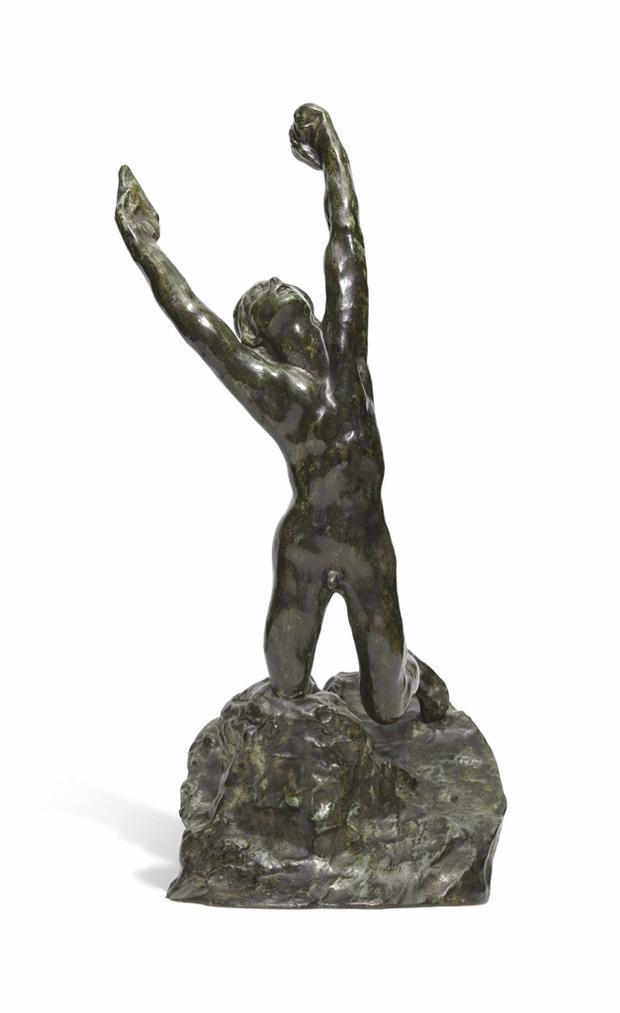 Auguste Rodin-Lenfant Prodigue, Petit Modele-1959