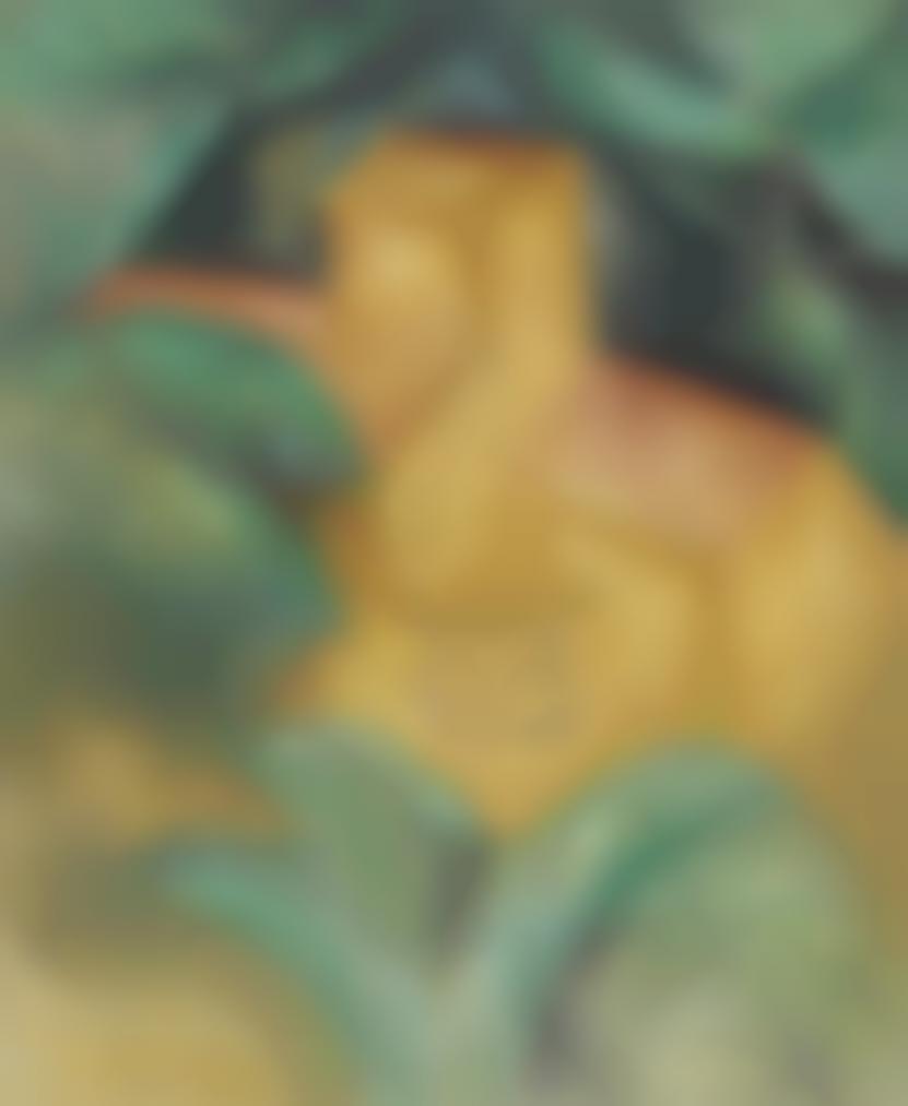 Raoul Dufy-La Maison Dans Les Arbres-1908