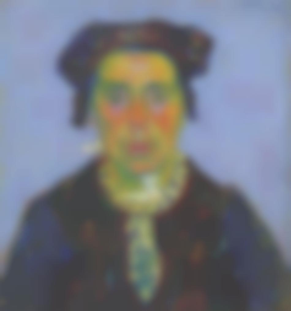 Alexej von Jawlensky-Bretonin-1905