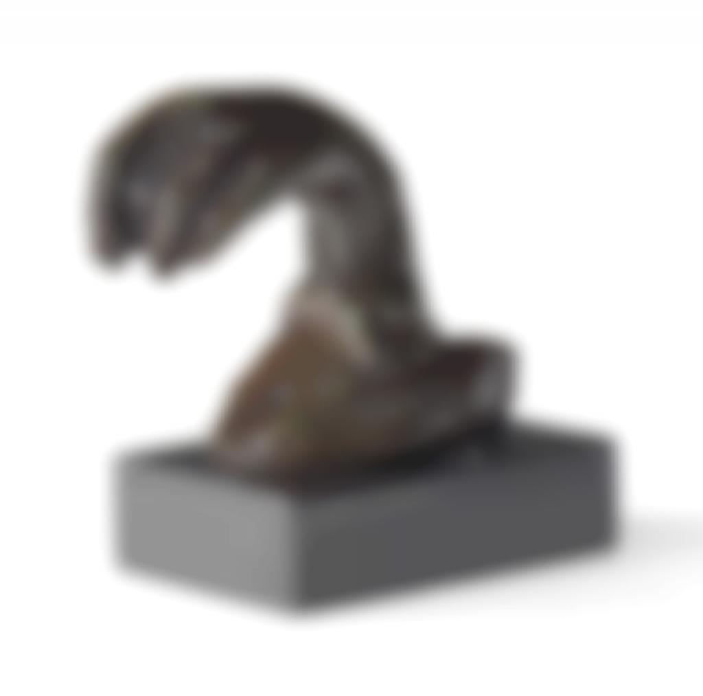 Auguste Rodin-Etude De Main Dite No. 17-1965