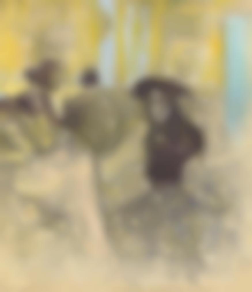 Edouard Vuillard-Le Salon Chez Marcelle Aron-1912