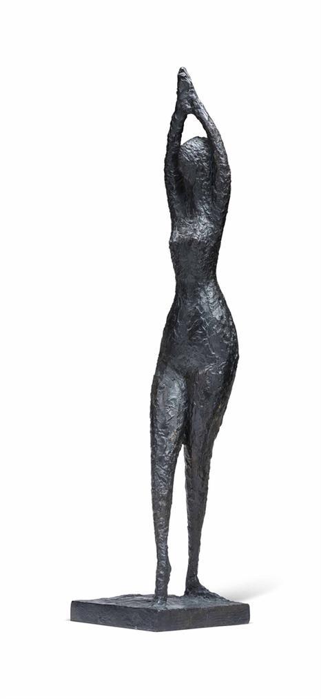 Chana Orloff-Danseuse Setirant-1970