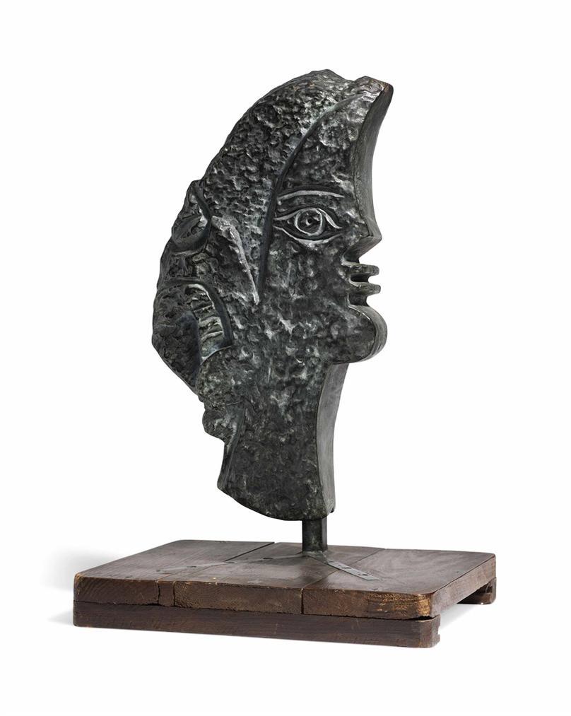 Georges Braque-Hesperis-1956