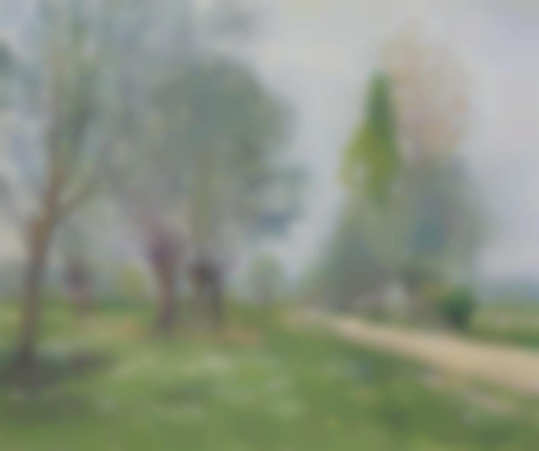 Maxime Maufra-Le Chemin Des Saules, Lavardin-1907