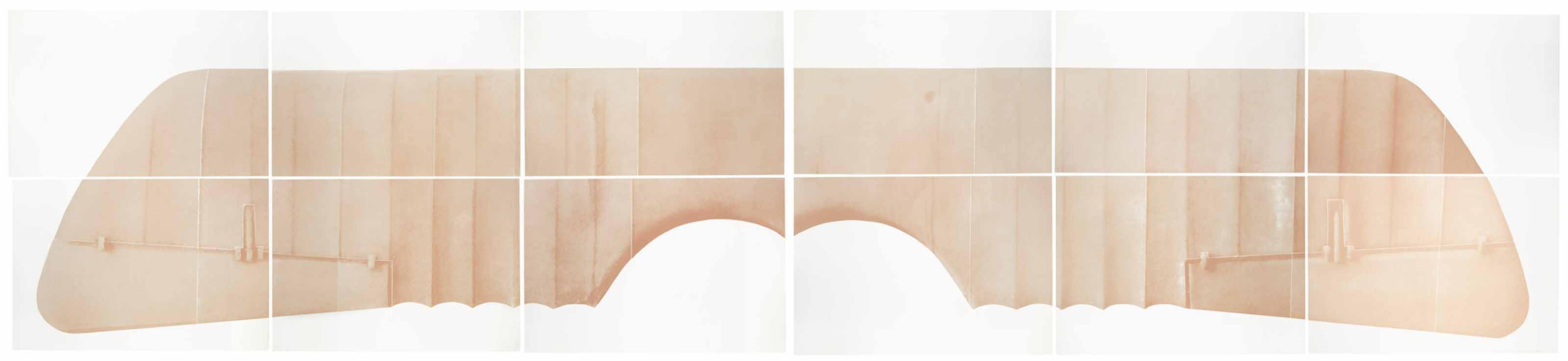 Vito Acconci-2 Wings For Wall And Person-1981