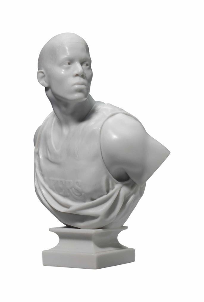 Kehinde Wiley-After La Negresse, 1872-2006