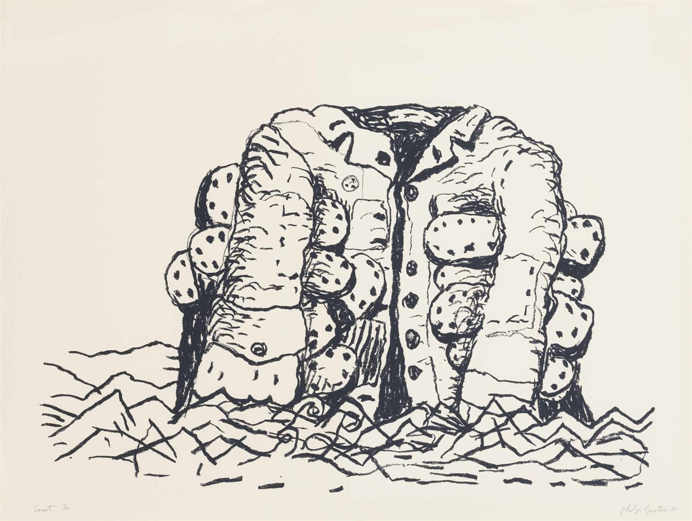 Philip Guston-Coat-1980