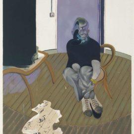 Francis Bacon-Autoportrait-1977