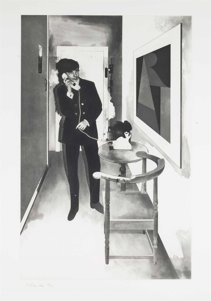 Richard Hamilton-A Dedicated Follower Of Fashion-1980
