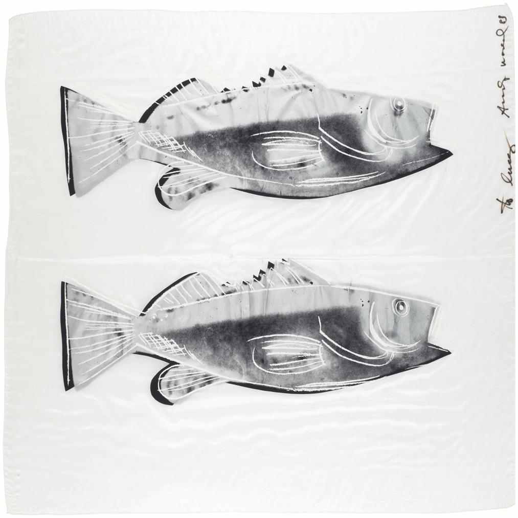 Andy Warhol-Fish-1983