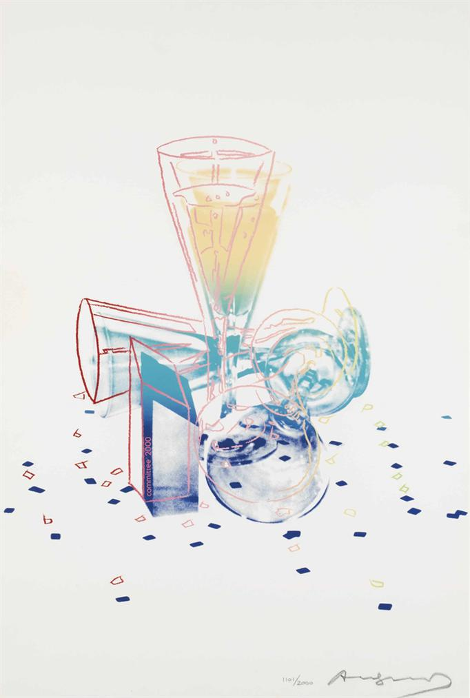 Andy Warhol-Committee 2000-1982