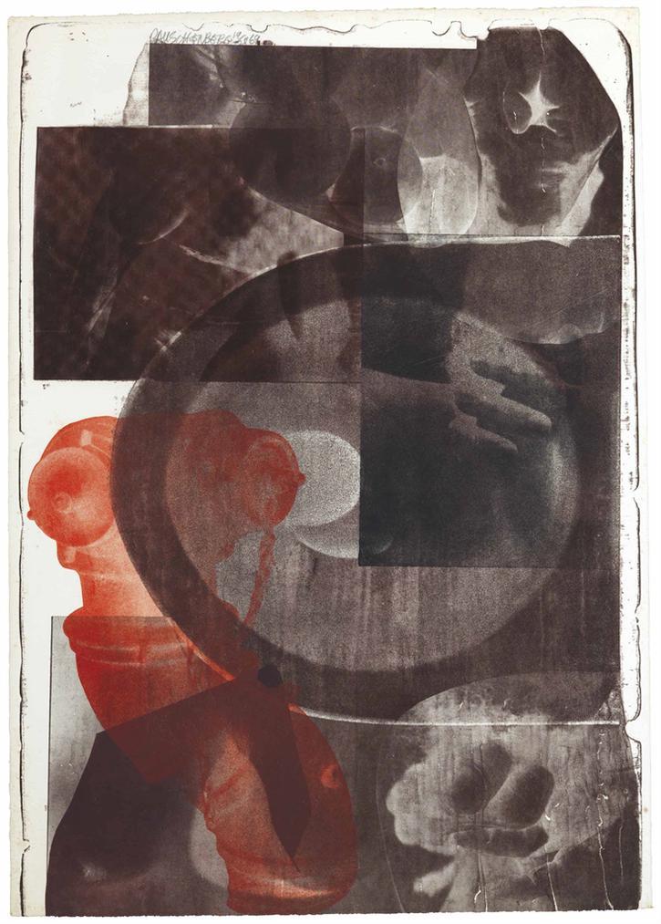 Robert Rauschenberg-Tides-1969