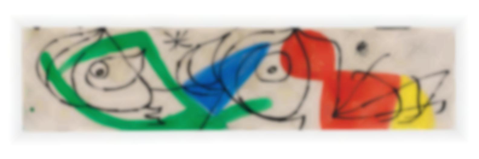 Joan Miro-Untitled-1974