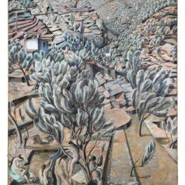 Salvador Dali-El Torrent De La Jorneta-1923