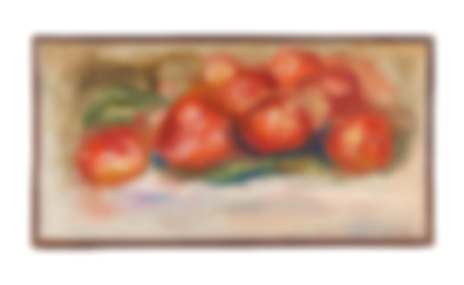 Pierre-Auguste Renoir-Fraises-1908