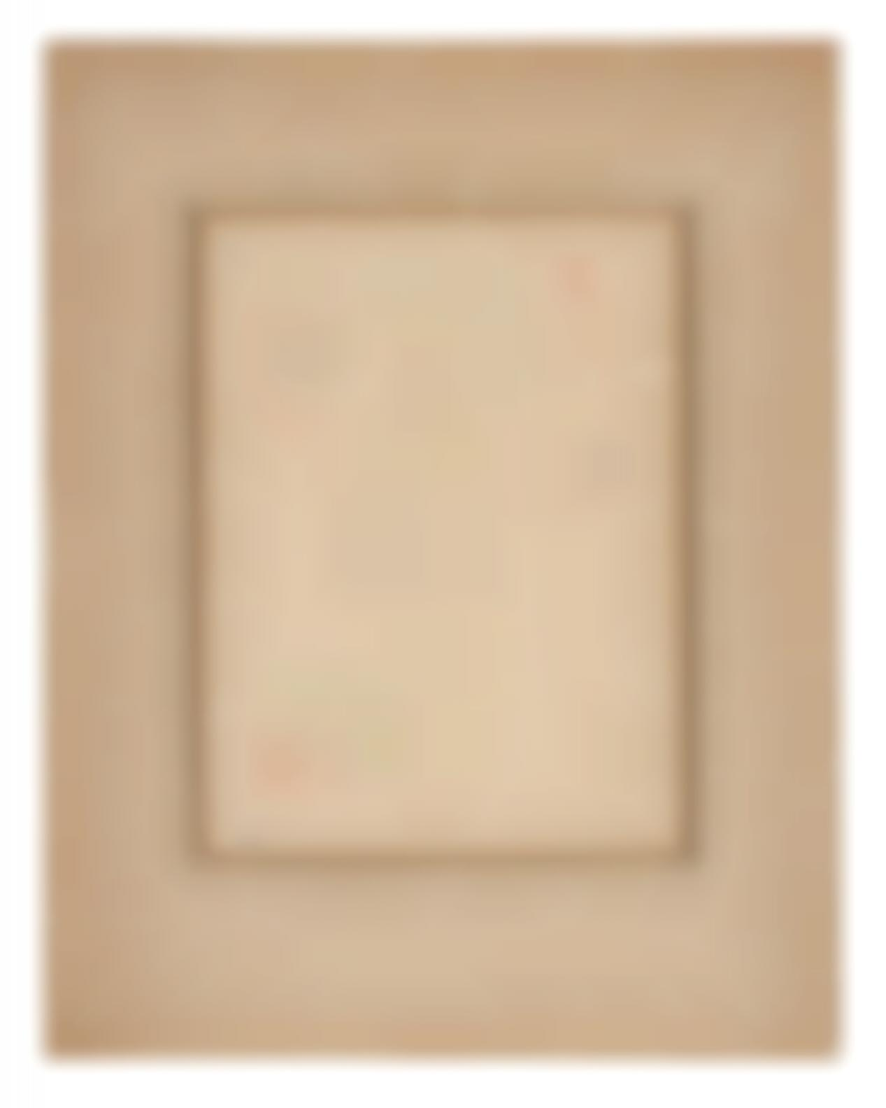 Pablo Picasso-Faune Debout-1951