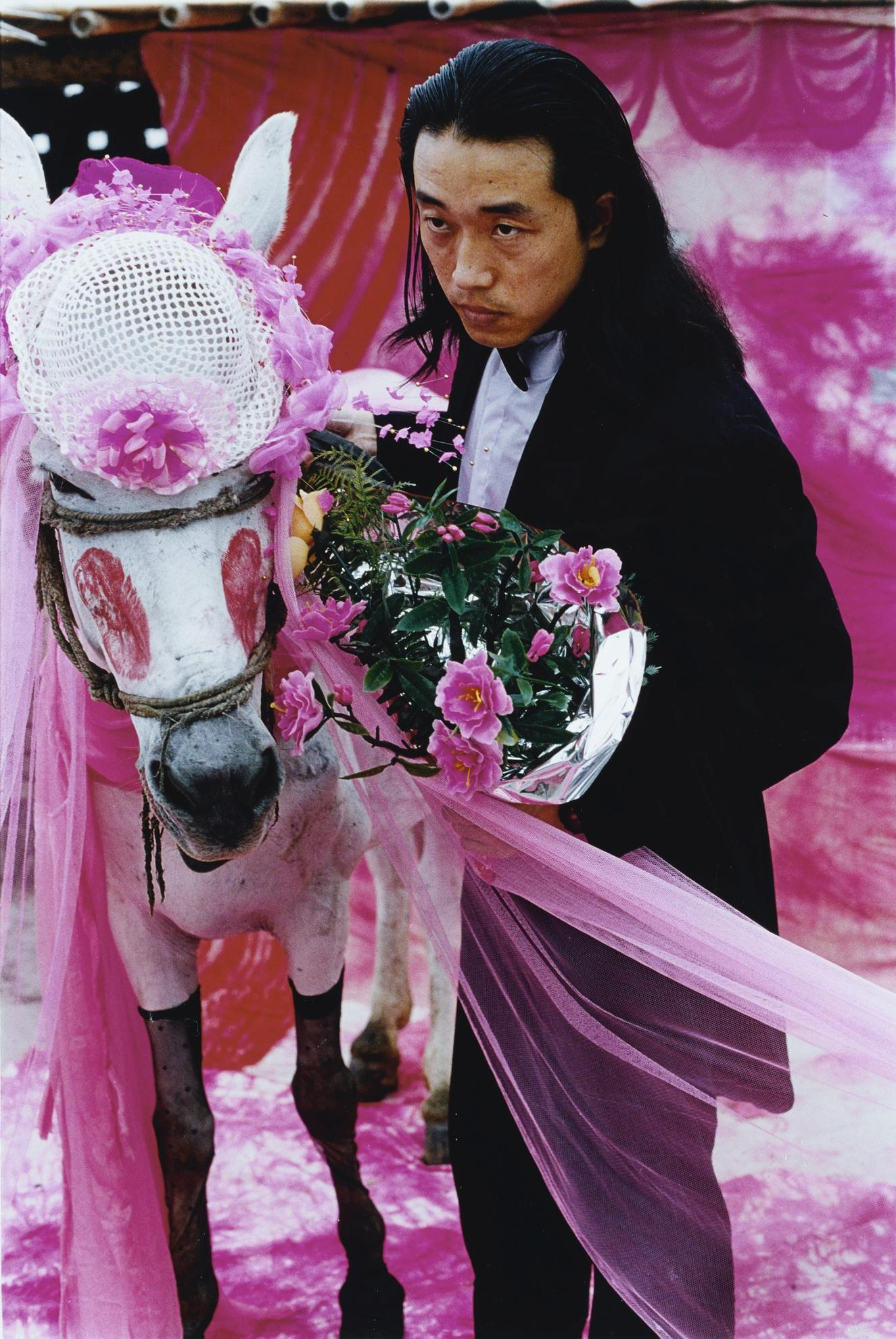 Wang Jin-To Marry A Mule-1995
