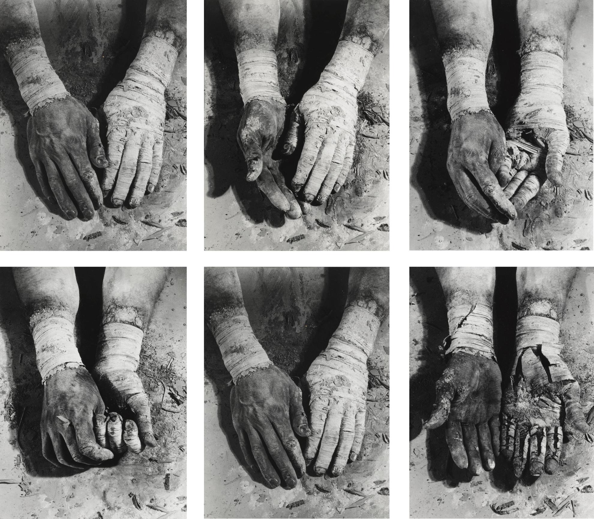 Dieter Appelt-Die Befreiung Der Finger (1-6)-1979