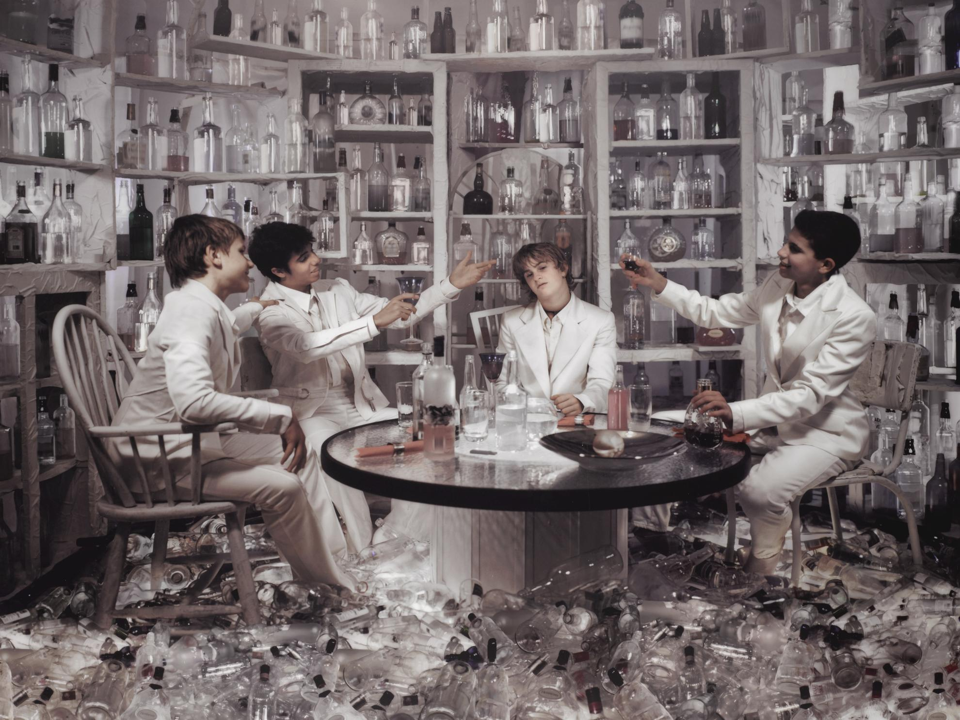 Tim White Sobieski - Lab Party (From Before They Were Beatles)-2004