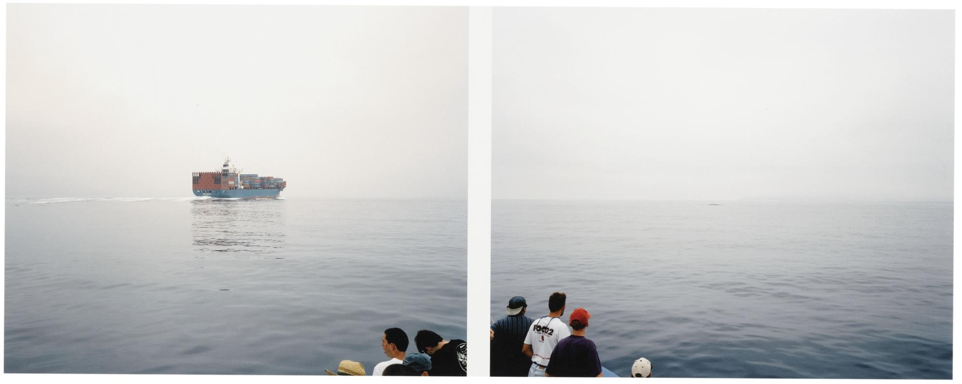 Catherine Opie-Ship And Whale-2006